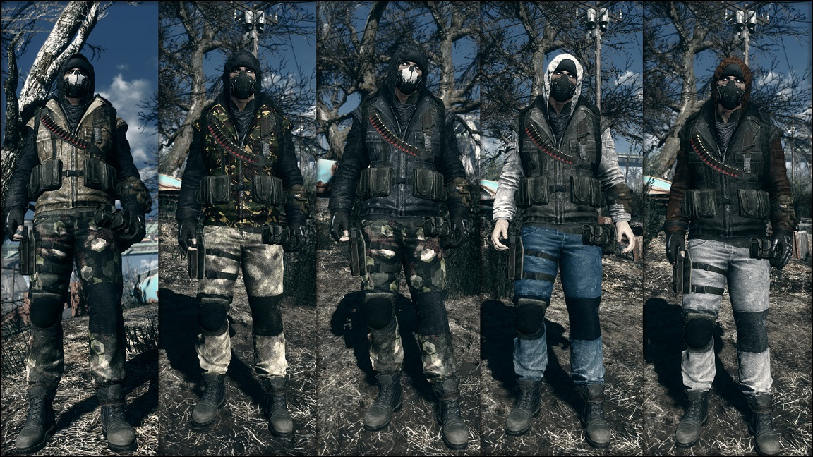 mercenary pack fallout 4 how to get