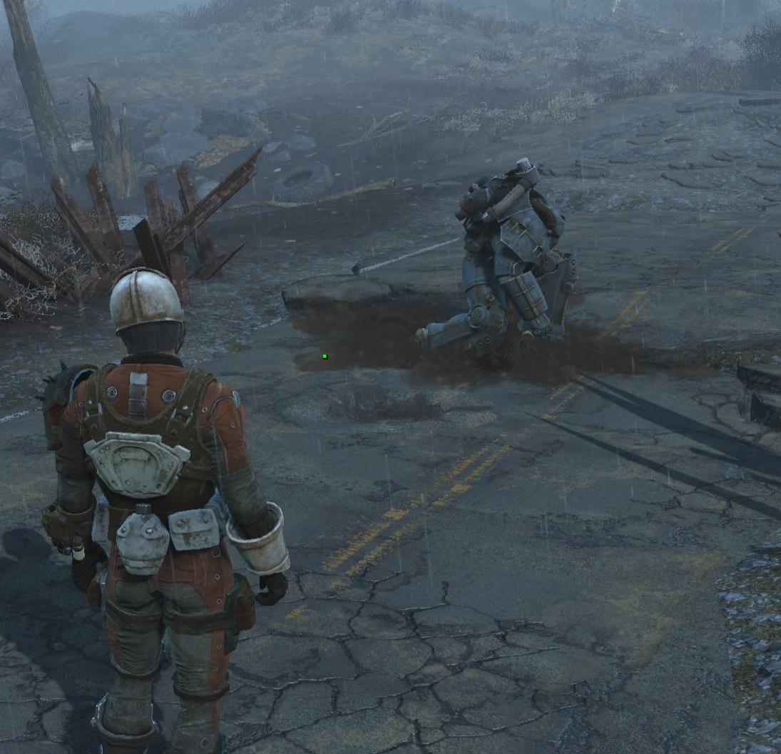 Cat Mod Fallout  Pa
