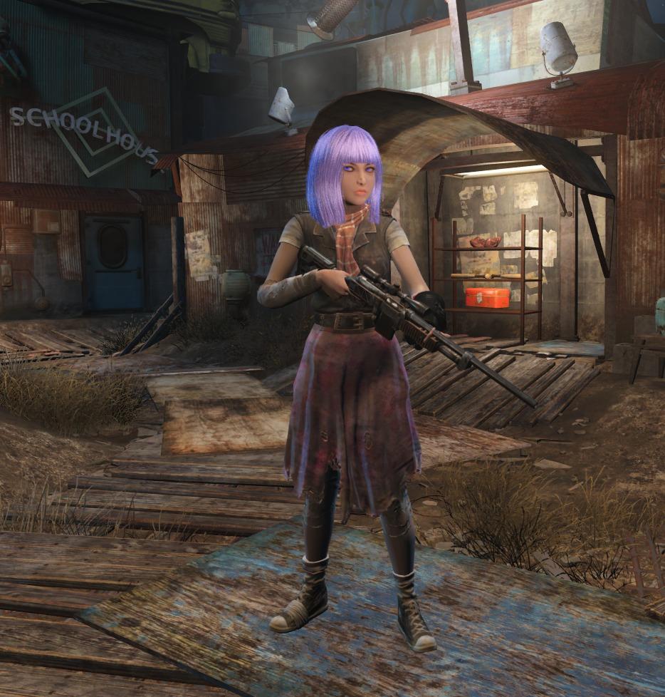 Fallout4 Mod データベース MOD紹介