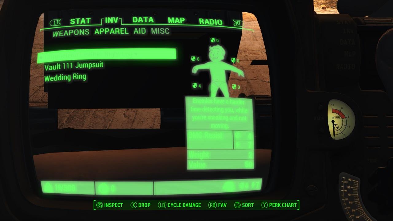 カメレオン おすすめmod順 fallout4 mod データベース