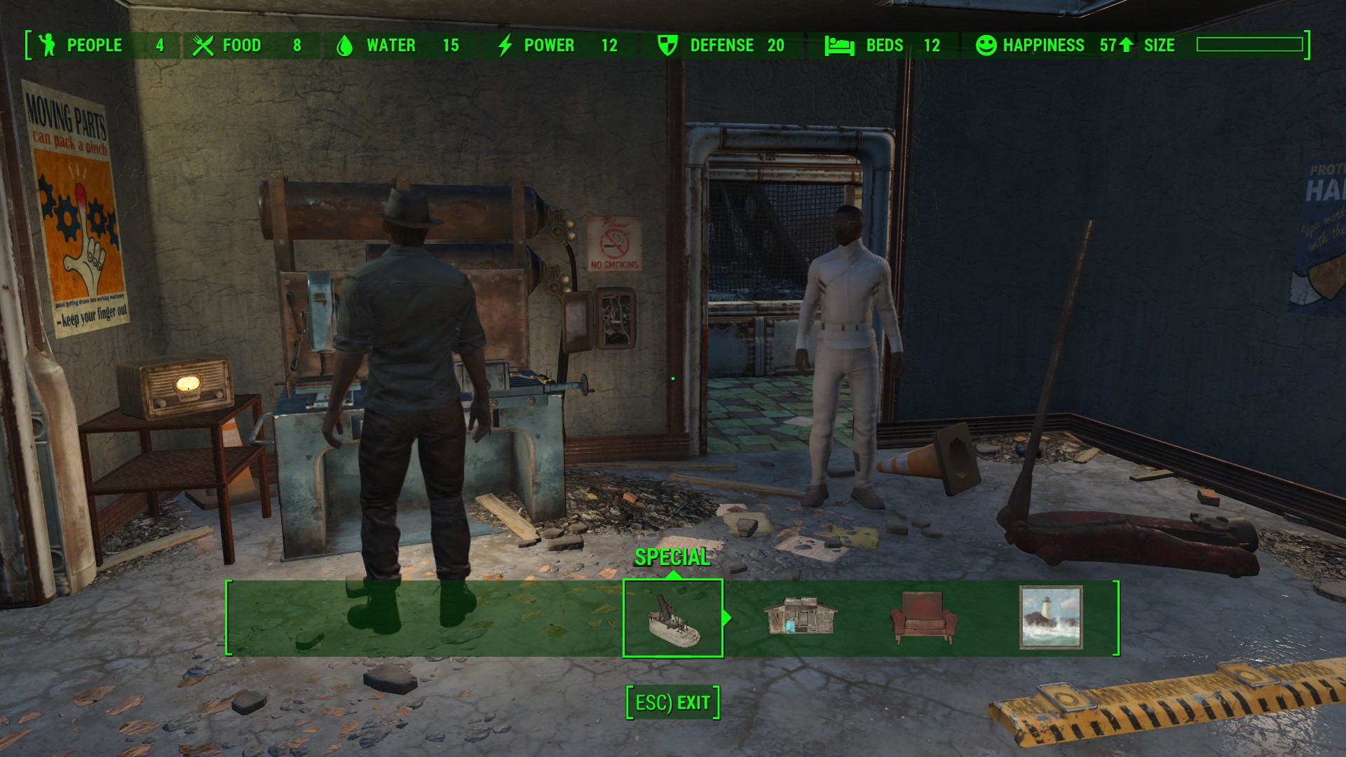 Image Result For Fallout Increase Building Limit Mod