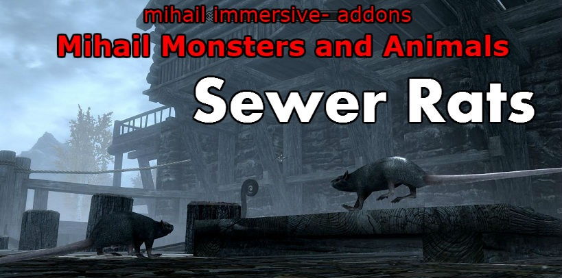 Sewer animals