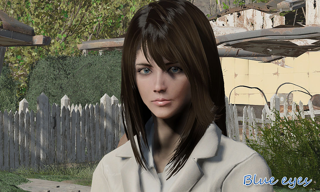キュリー おすすめMOD順 - Fallout4 Mod データベース