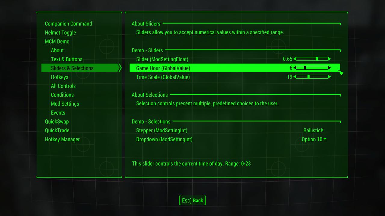 MOD人気ランキング - Fallout4 Mod データベース