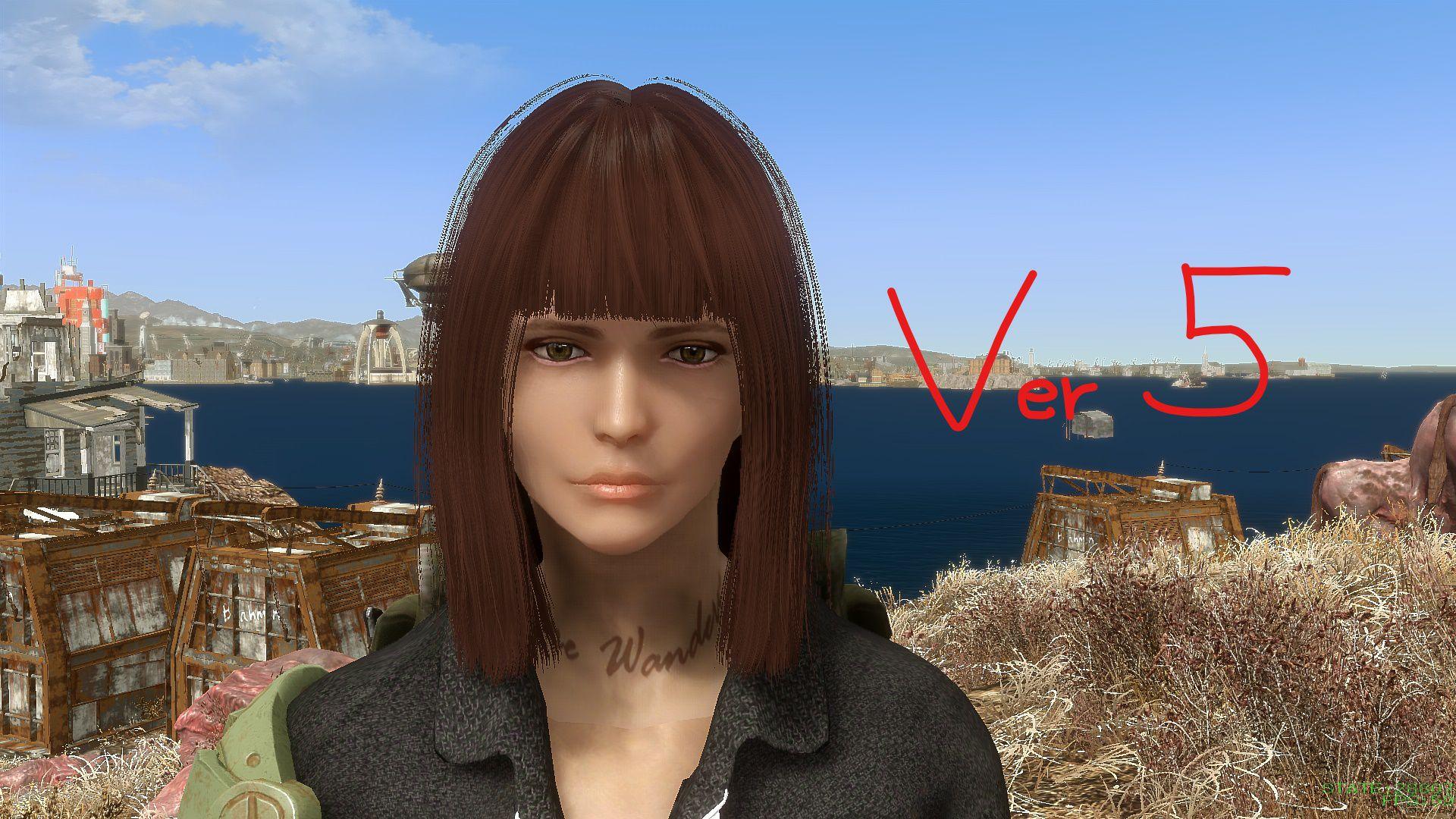 キャラクタープリセット おすすめMOD順 - Fallout4 Mod データベース