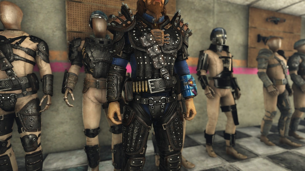 fallout 4 overseers armor