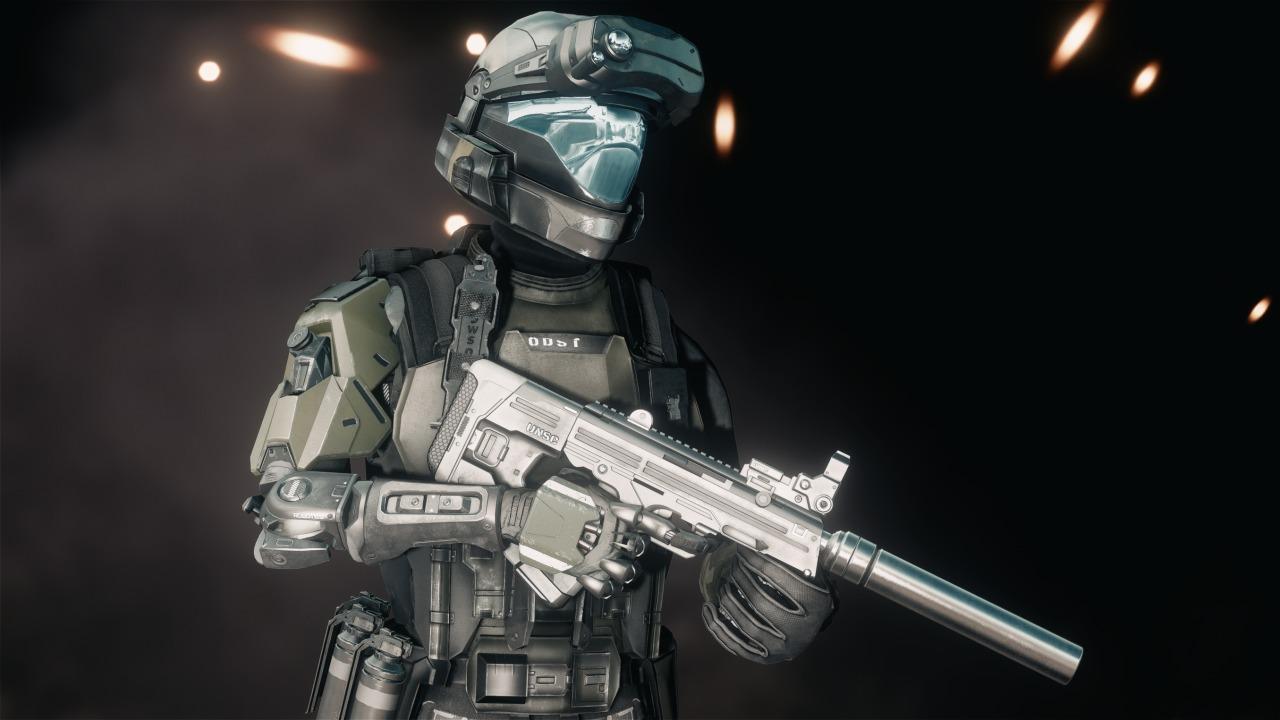 Fallout 4 Halo Mods