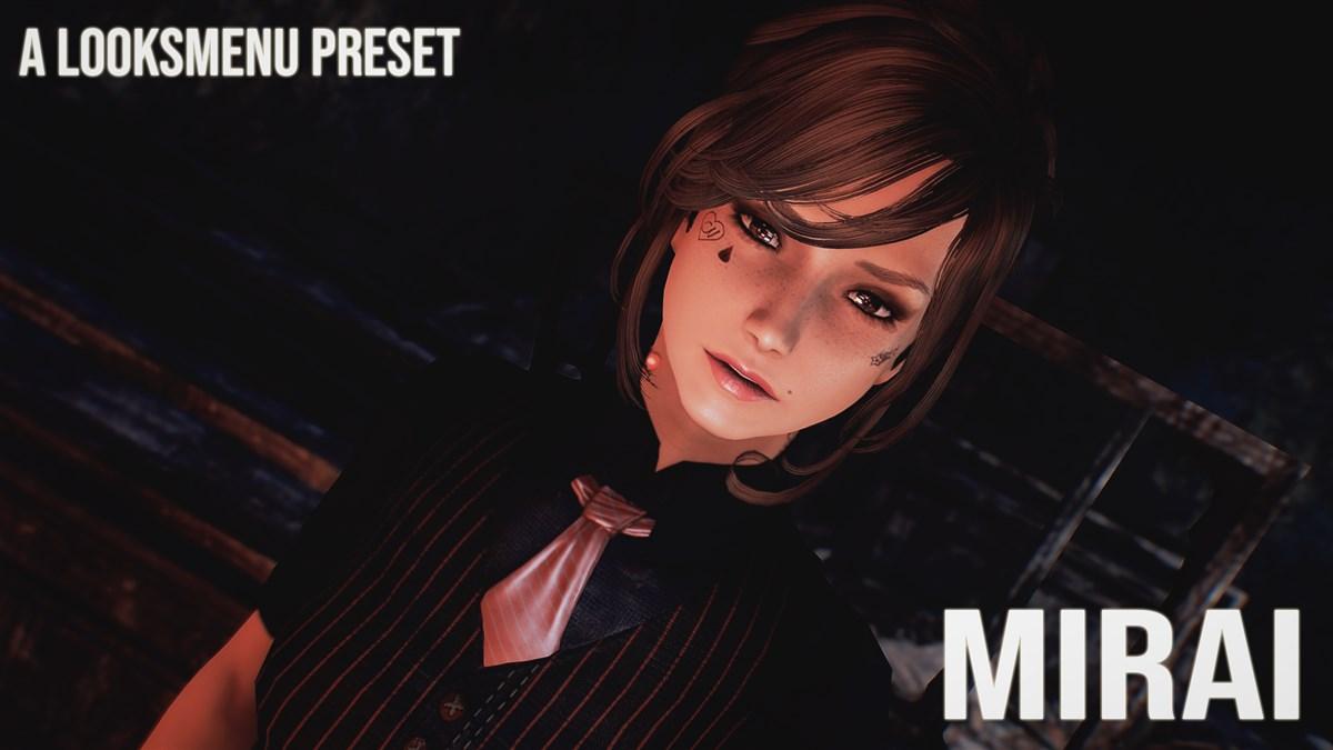 LooksMenu おすすめMOD順 - Fallout4 Mod データベース
