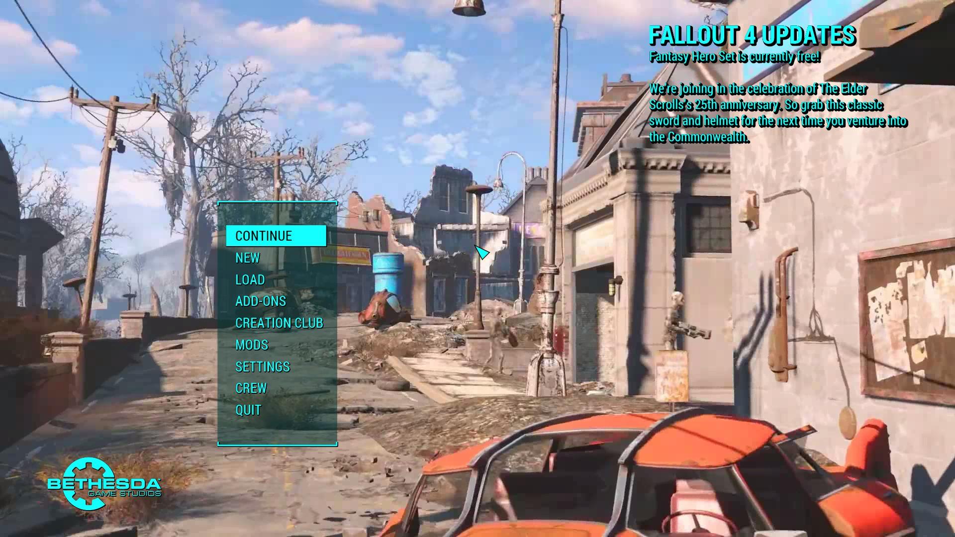 インターフェース おすすめMOD順 PAGE 5 - Fallout4 Mod