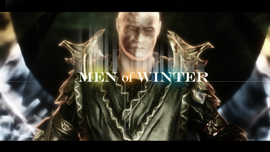 The Men of Winter SSE NPC - Skyrim Special Edition Mod
