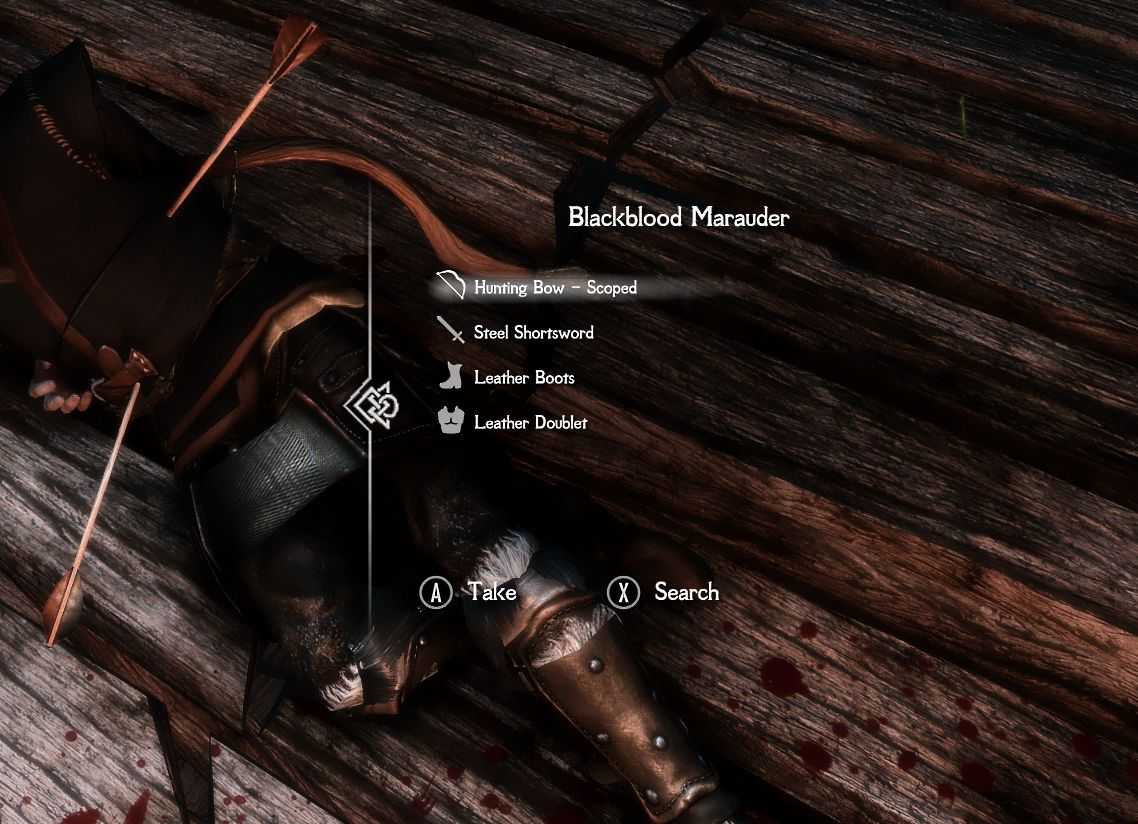 Dialogue Style Interface For Quick Loot Se ¤ンターフェース Skyrim Special Edition Mod Çータベース Mod紹介 Á¾ã¨ã'ã'µã'¤ãƒˆ
