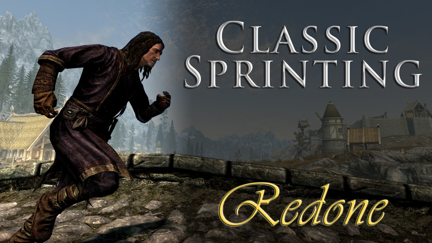 Classic Sprinting Redone (SKSE64) その他 - Skyrim Special Edition
