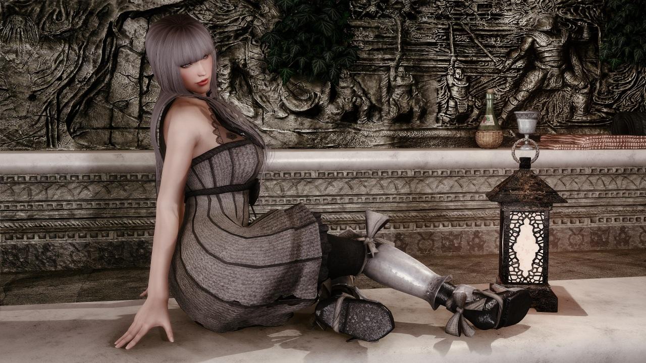 Bodyslide おすすめMOD順 - Skyrim Special Edition Mod